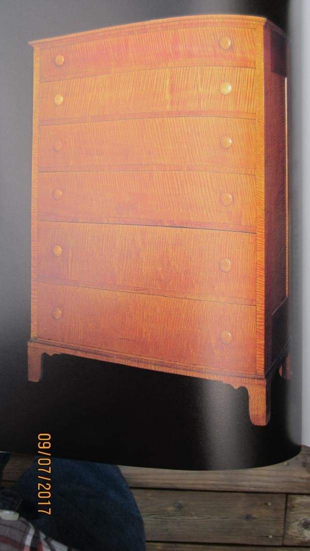 400 PAGE BOOK - THE COMPLETE BOOK OF SHAKER FURNITURE - 4