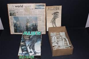 KENNER ALLEN 1979 MODEL KIT N.M.I.B. BOX 5