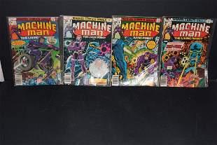 MACHINE MAN 1 1978 NM