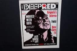 DEEPRED #1 1987  N. MINT