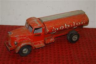 """SMITH AND MILLER METAL BODY, WOODEN TANK 19.5"""" SMIT"""