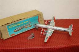 211: AMERICAN AIRLINES TIN PLANE BY CRAGSTAN - JAPAN -