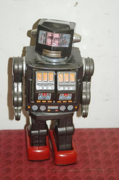 16: BATTERY OPERATED ROBOT