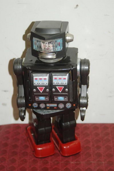 17: BATTERY OPERATED ROBOT