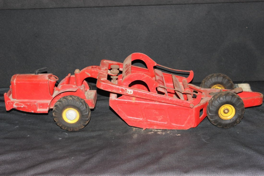 """2: HEILINER EARTH MOVER BY MODEL - 29"""" LONG X 8.5"""" WIDE"""