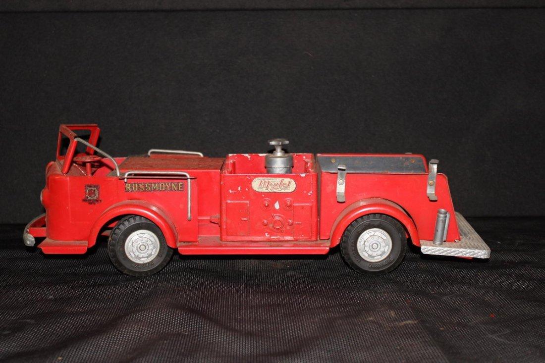 """6: MODEL FIRE TRUCK 19""""X7"""""""