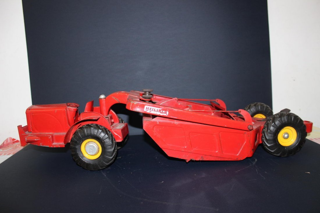 """13: EARTH MOVER BY MODEL - 29"""""""