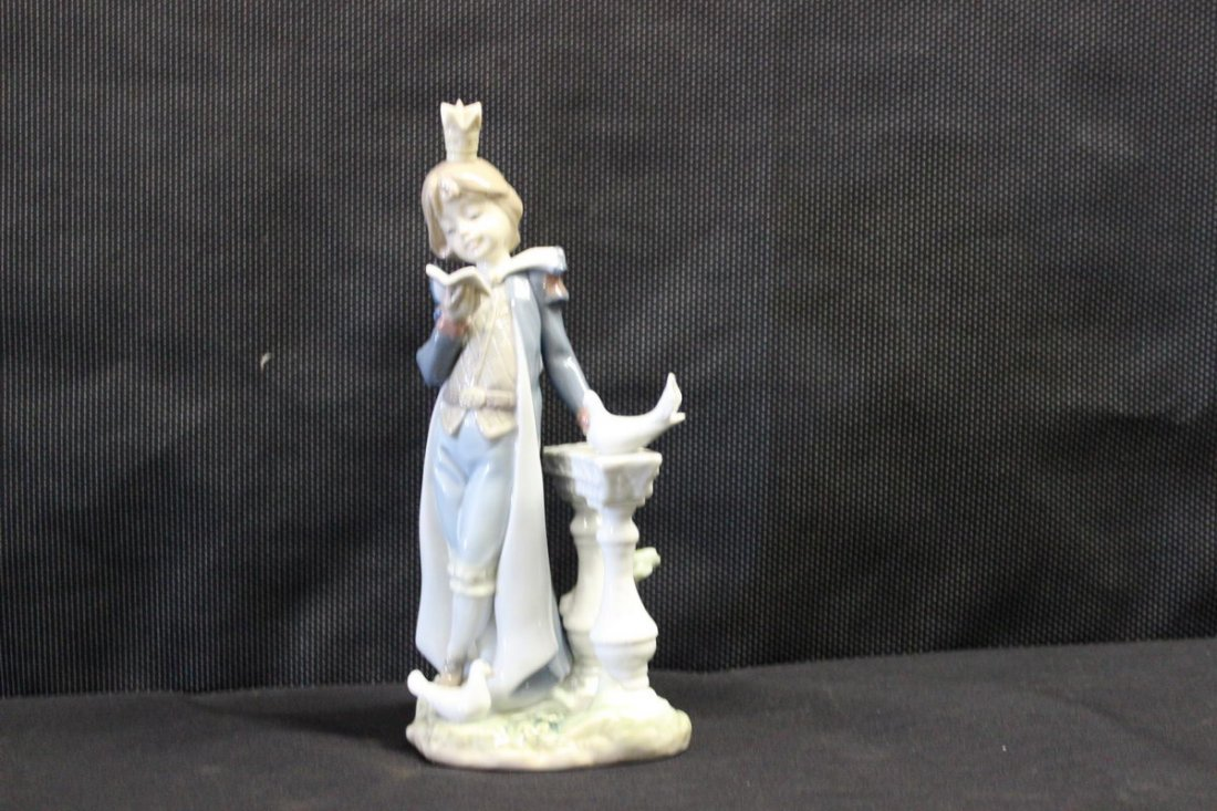7: LLADRO LITTLE PRINCE IN ORIG. BOX - 9""