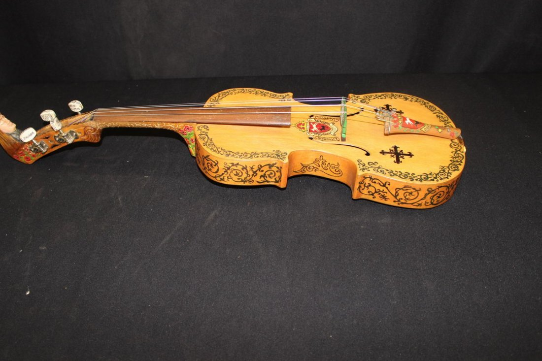 14: LITHUANIA VIOLIN MADE BY MATTHEW ORANTE ARTIST  - S