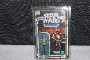 2: 1977 C-3PO ACTION FIGURE - NEW IN ORIG. PACKAGE