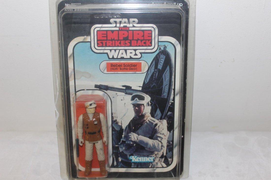 6: STAR WARS THE EMPIRE STRIKES BACK REBEL SOLDIER 1977
