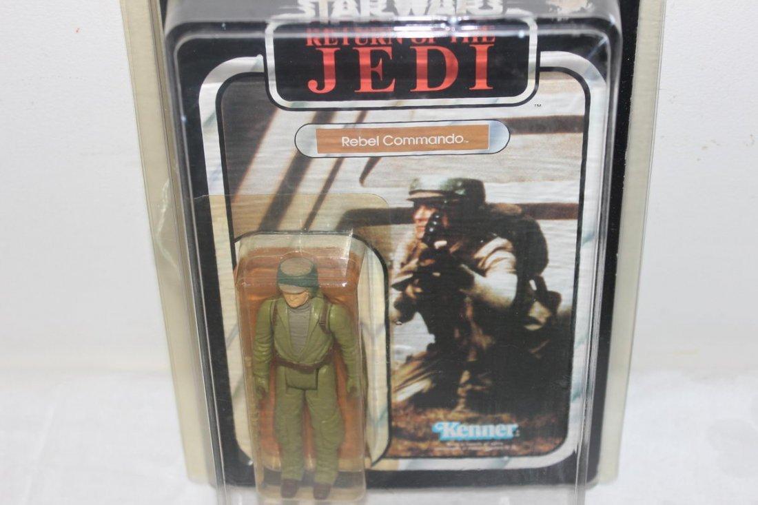 10: RETURN OF THE JEDI - REBEL COMMANDO - 1983 - NEW IN