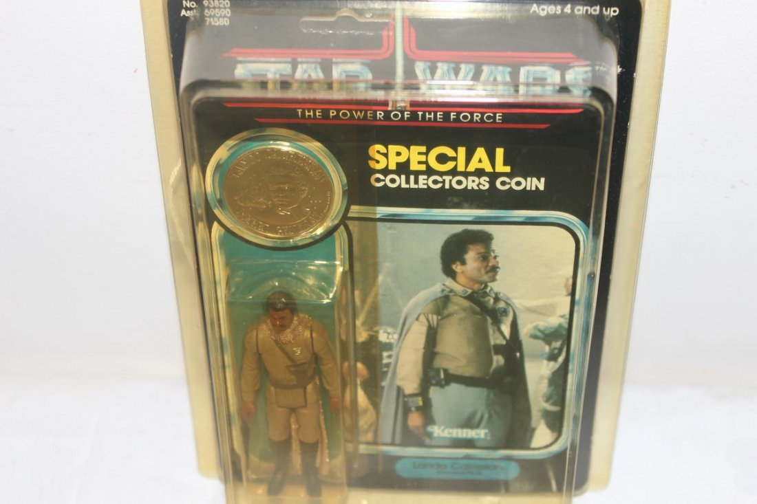 11: STAR WARS POWER OF THE FORCE SPECIAL COLLECTORS COI