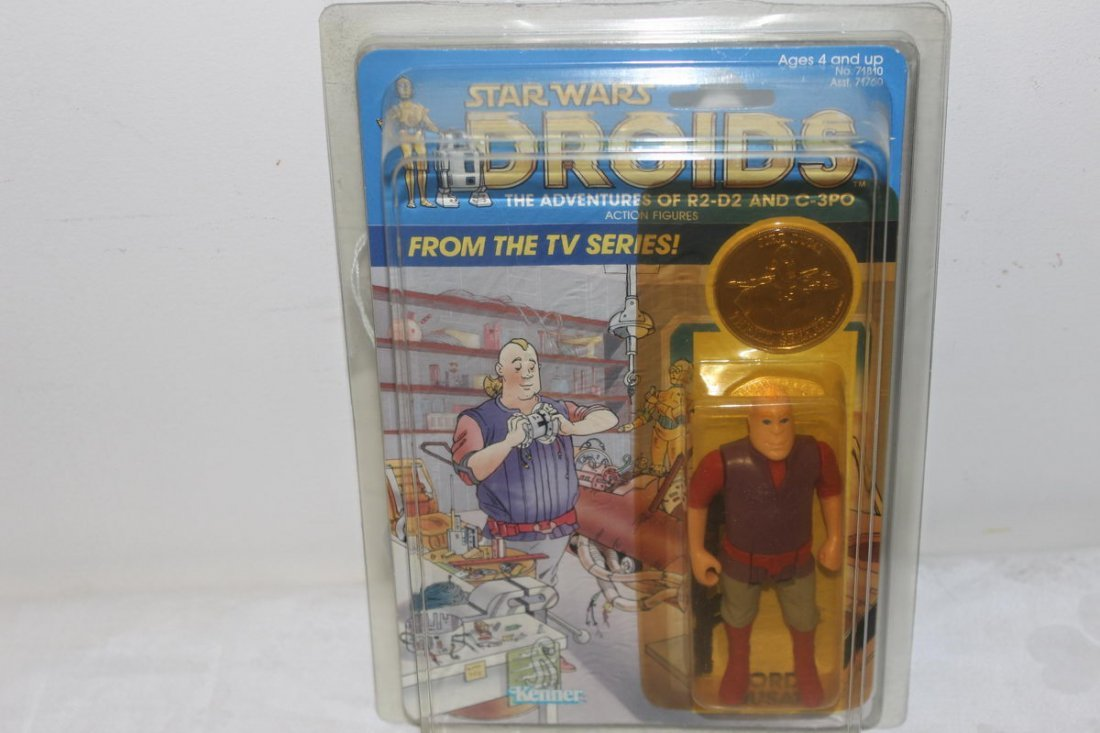 17: DROIDS FROM THE T.V. SERIES - 1985 - JORD DUSAT - N