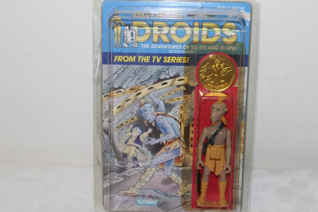 18: DROIDS FROM THE T.V. SERIES - 1985 - KEZ-IBAN  - NE