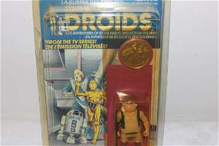 DROIDS FROM THE T.V. SERIES - 1985 - UNCLE GUNDY -