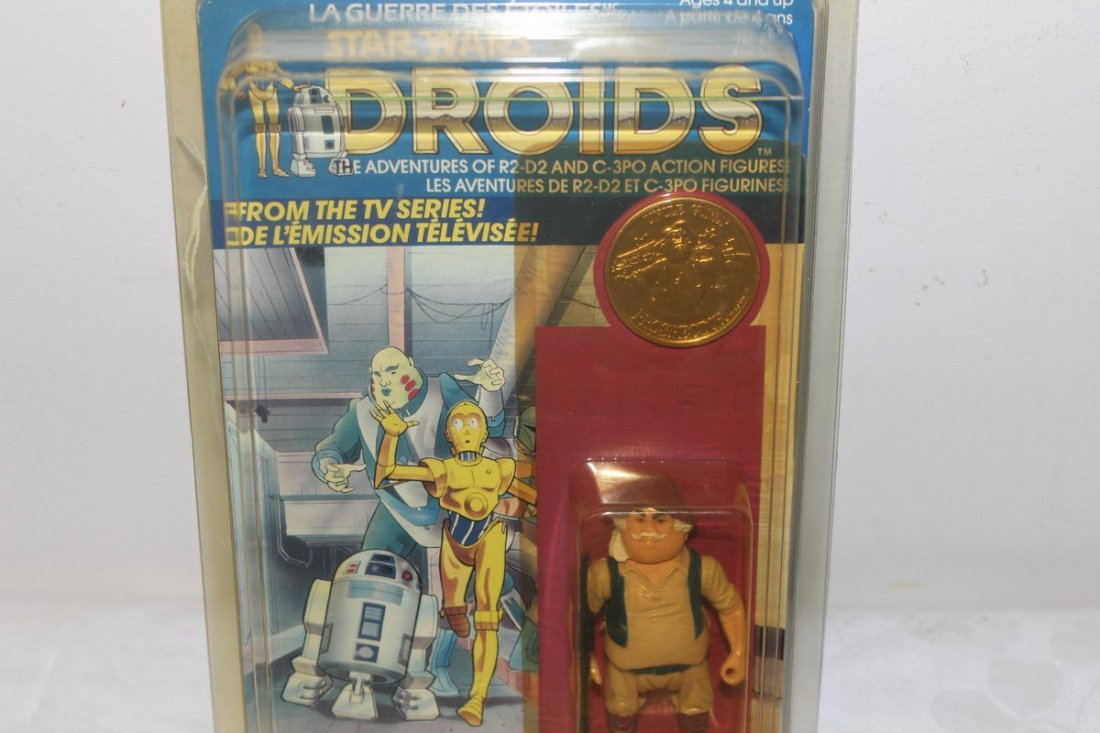 19: DROIDS FROM THE T.V. SERIES - 1985 - UNCLE GUNDY -