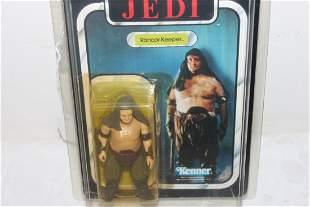 RETURN OF THE JEDI - 1983 - RANCOR KEEPER - NEW IN