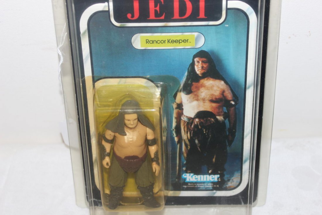 20: RETURN OF THE JEDI - 1983 - RANCOR KEEPER - NEW IN