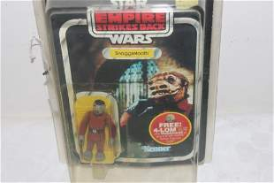 THE EMPIRE STRIKES BACK - 1982 - SNAGGLETOOTH - NEW