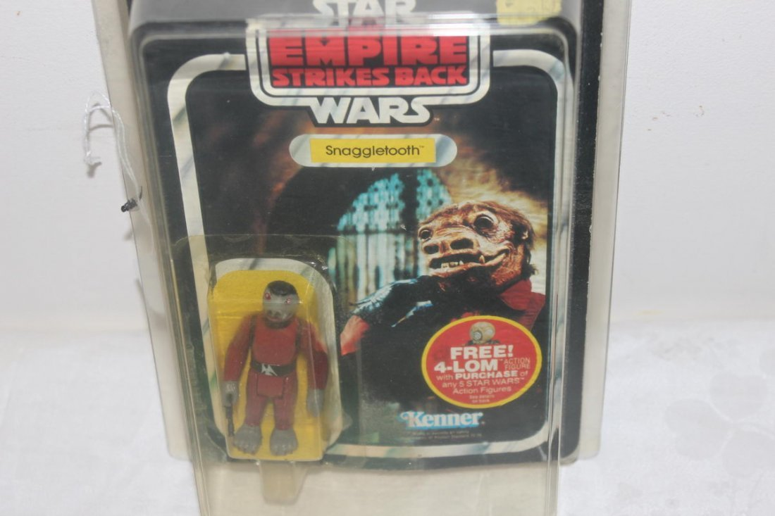 23: THE EMPIRE STRIKES BACK - 1982 - SNAGGLETOOTH - NEW