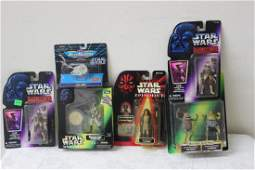 194: SHADOWS OF THE EMPIRE - 2 FIGURES - STAR WARS EPIS
