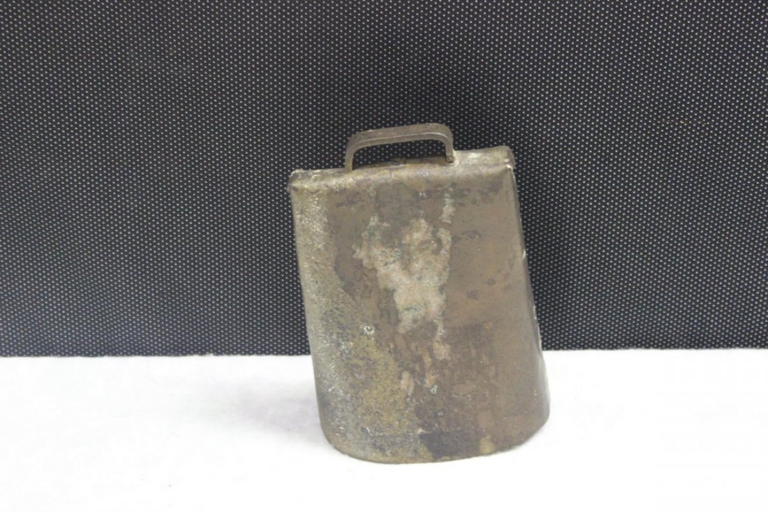 """7: EARLY COWBELL - 6.5"""" X 4.5"""""""