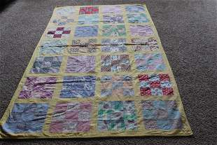 FULL-SIZE QUILT - GOOD CONDITION