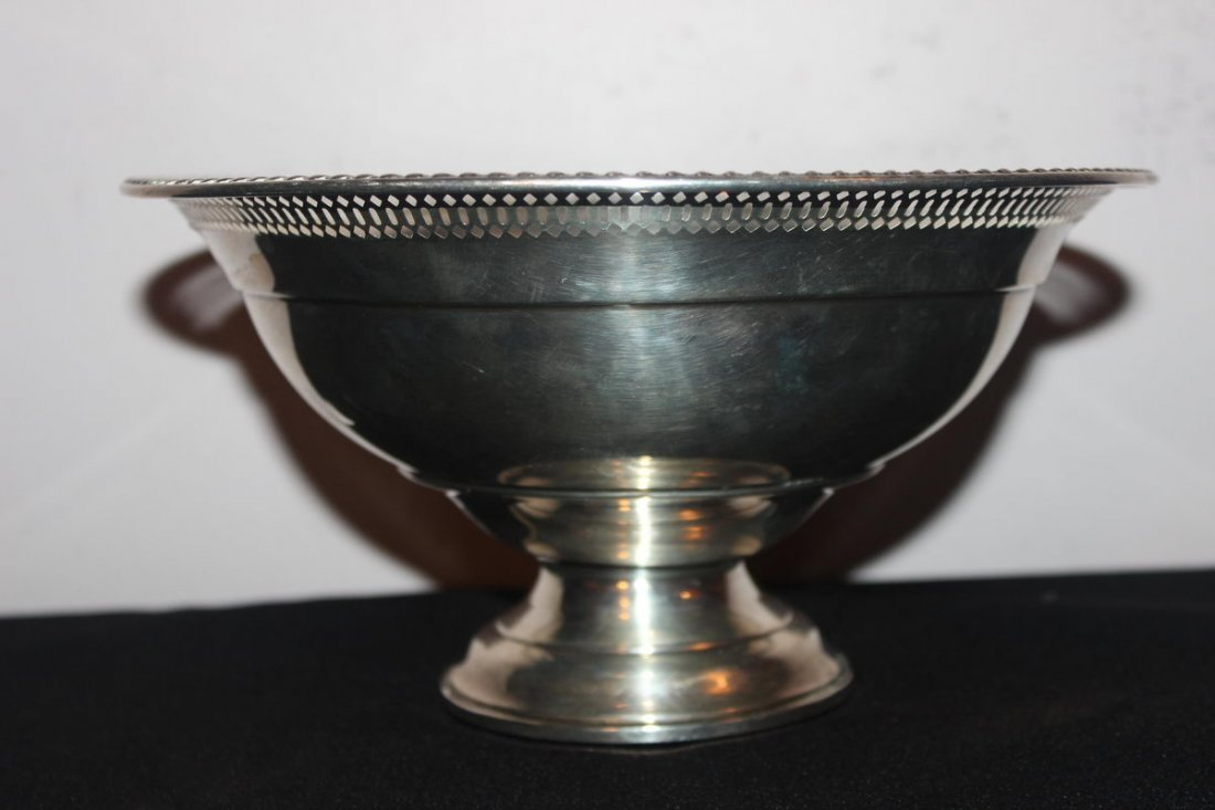 2: STERLING WEIGHTED BOWL 5 X 9