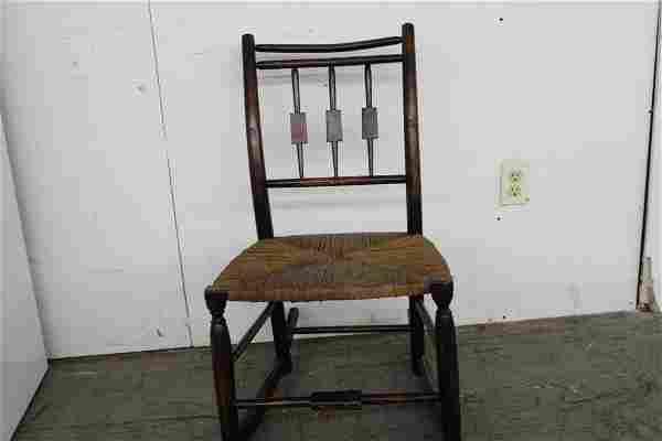 1840'S BENTWOOD ROCKER
