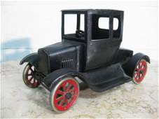 88: GREAT 11 X 7 BUDDY L CAR - GREAT CONDITION & SIGNED