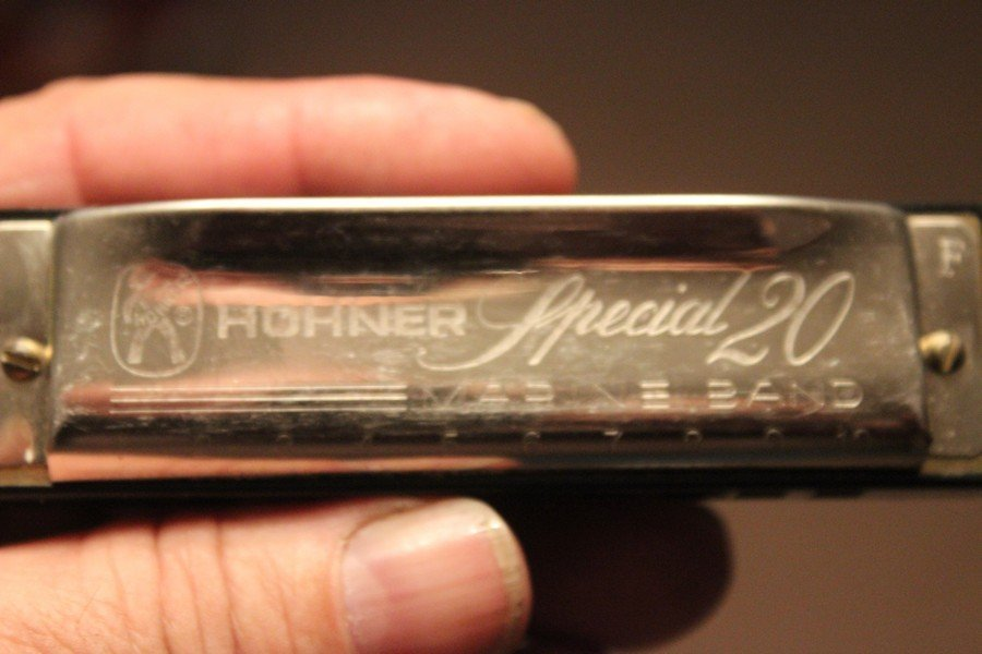 HOHNER SPECIAL 20 GERMANY F