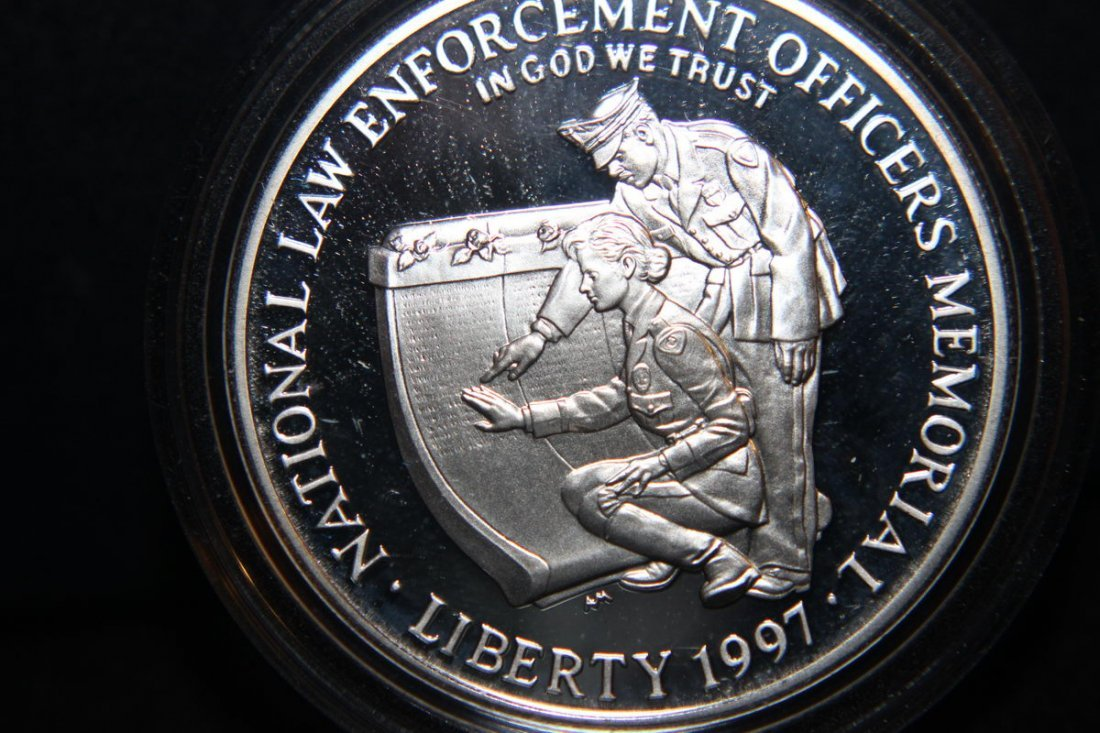 1997 NATIONAL LAW ENFORCEMENT OFFICERS MEMORIAL