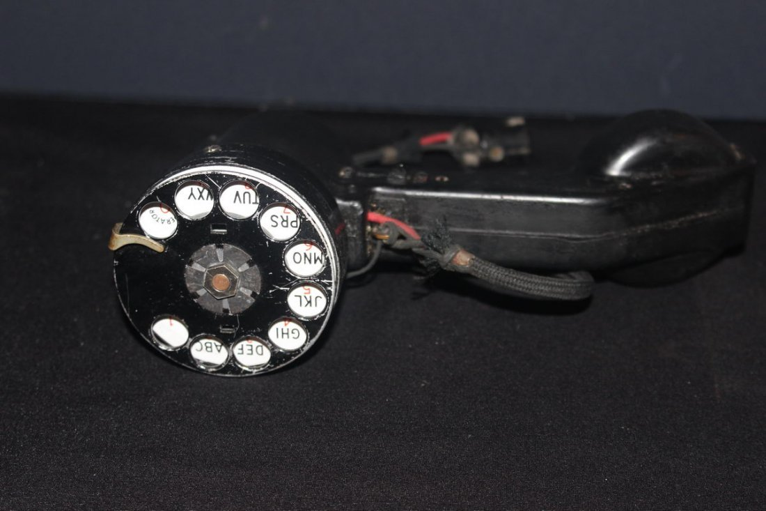 VERY RARE TELEPHONE LINEMAN TEST PHONE MADE FOR BELL