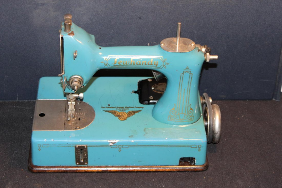 HARD TO FIND STANDARD SEWING MACHINE COMPANY
