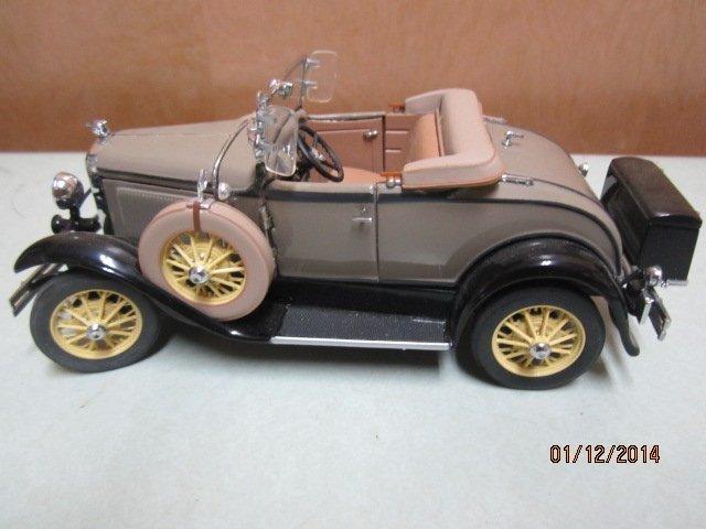 1993 DANBURY MINT 1931 FORD DELUKE MODEL A ROADSTER