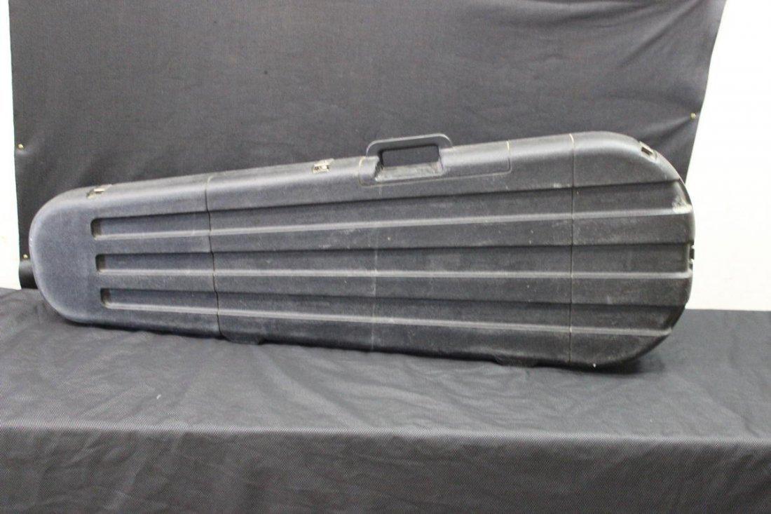 EXCELLENT PEAVEY FURY BASS GUITAR U.S.A. SOLID OAK - 8