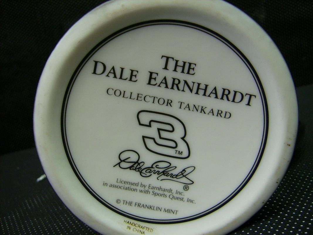 FRANKLIN MINT LIMITED EDITION DALE EARNHARDT STEIN - 3