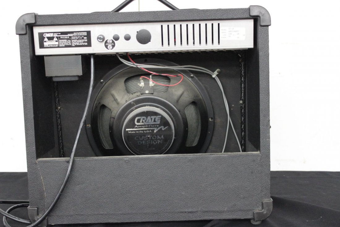 CRATE GX 65 AMP WORKS - 6