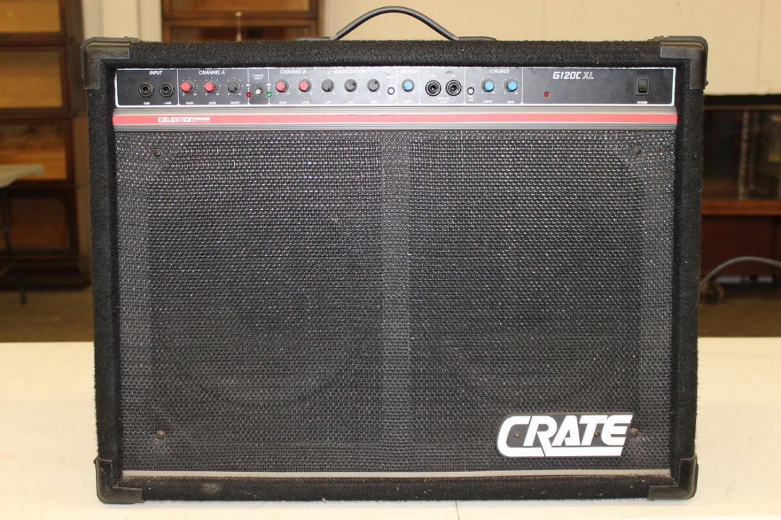 NICE CRATE CELESTION G12M-70 USA AMP SPEAKER G120CXL