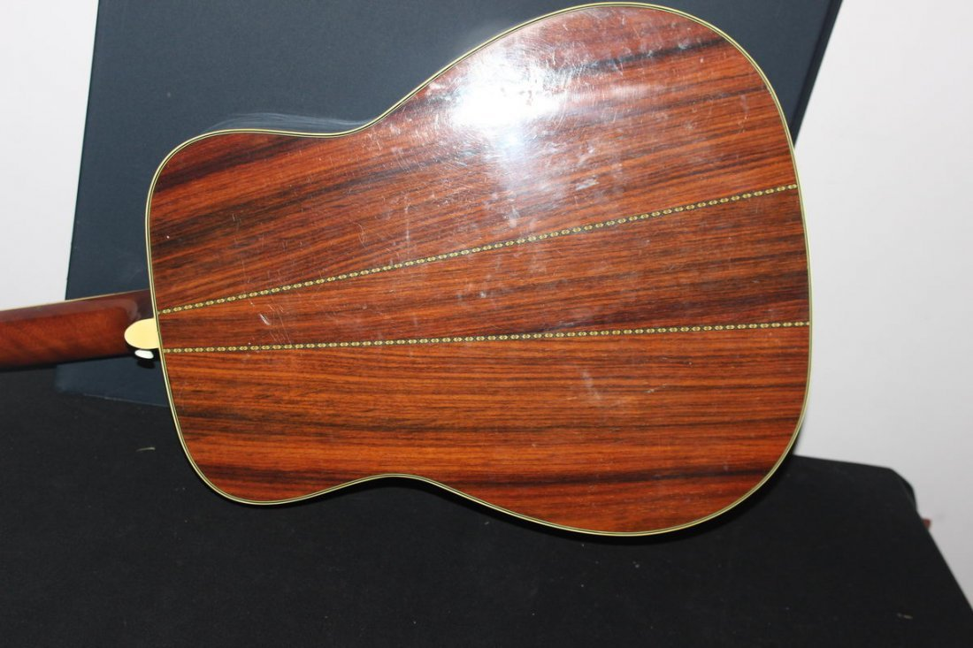 EXCELLENT ACOUSTIC HOLLOW BODY GUITAR BY YAMAHA FG 365S - 4