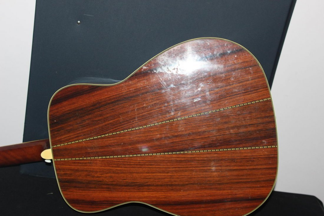 EXCELLENT ACOUSTIC HOLLOW BODY GUITAR BY YAMAHA FG 365S - 5