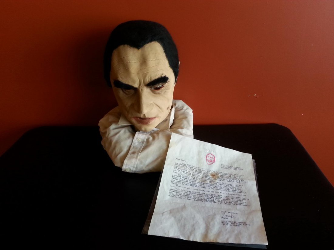 "DON POST BELA LUGOIS ""THE COUNT"" RARE FROM 1979"