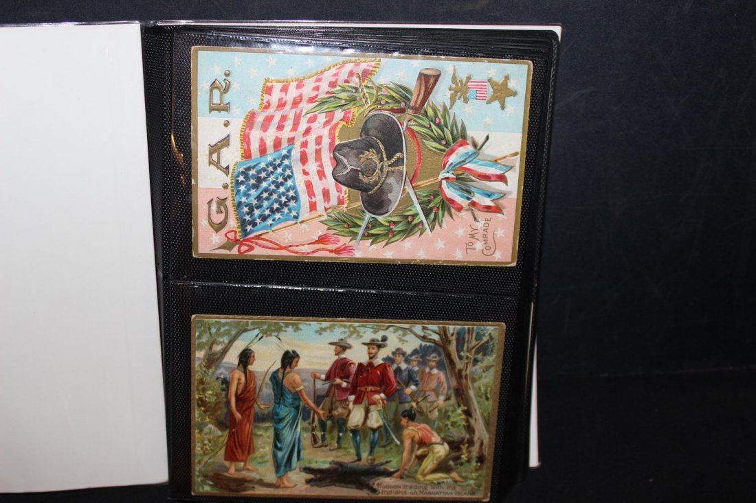 64 OLD SUPER MILITARY POSTCARDS ALL IN VERY GOOD