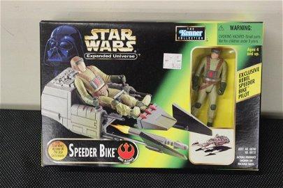 1997 STAR WARS NEW IN BOX SPEEDER BIKE