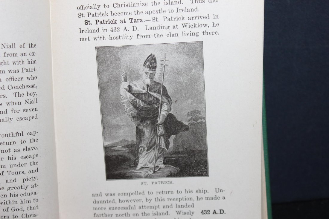 HISTORY OF IRELAND BY A.M. NOLAN 365 PAGES GOOD - 4