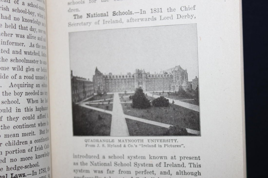 HISTORY OF IRELAND BY A.M. NOLAN 365 PAGES GOOD - 5