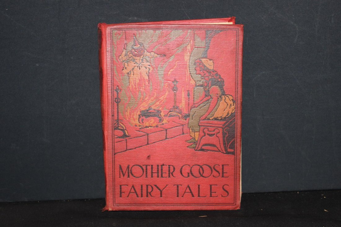 MOTHER GOOSE FAIRYTALES