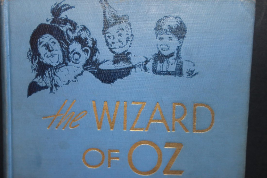 THE WIZARD OF OZ WRITTEN BY FRANK BAUM 209 PAGES VERY - 2