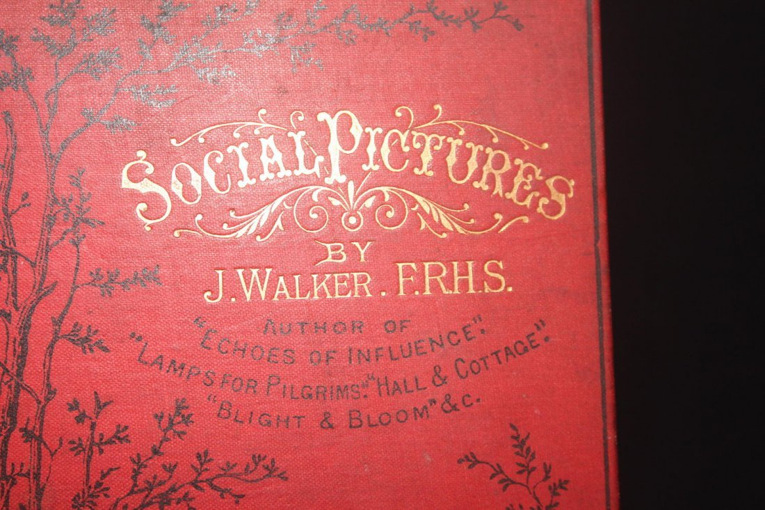 SOCIAL PICTURES BY J. WALKER FRHS STORIES OF THE - 2